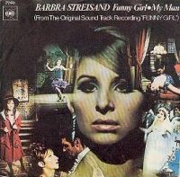 Cover Barbra Streisand - Funny Girl [1968]